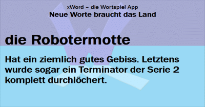 die robotermotte