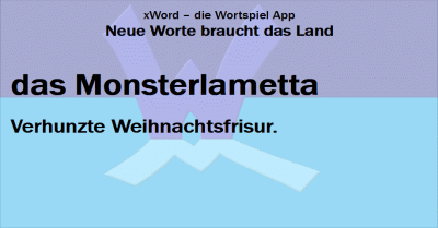 das Monsterlametta